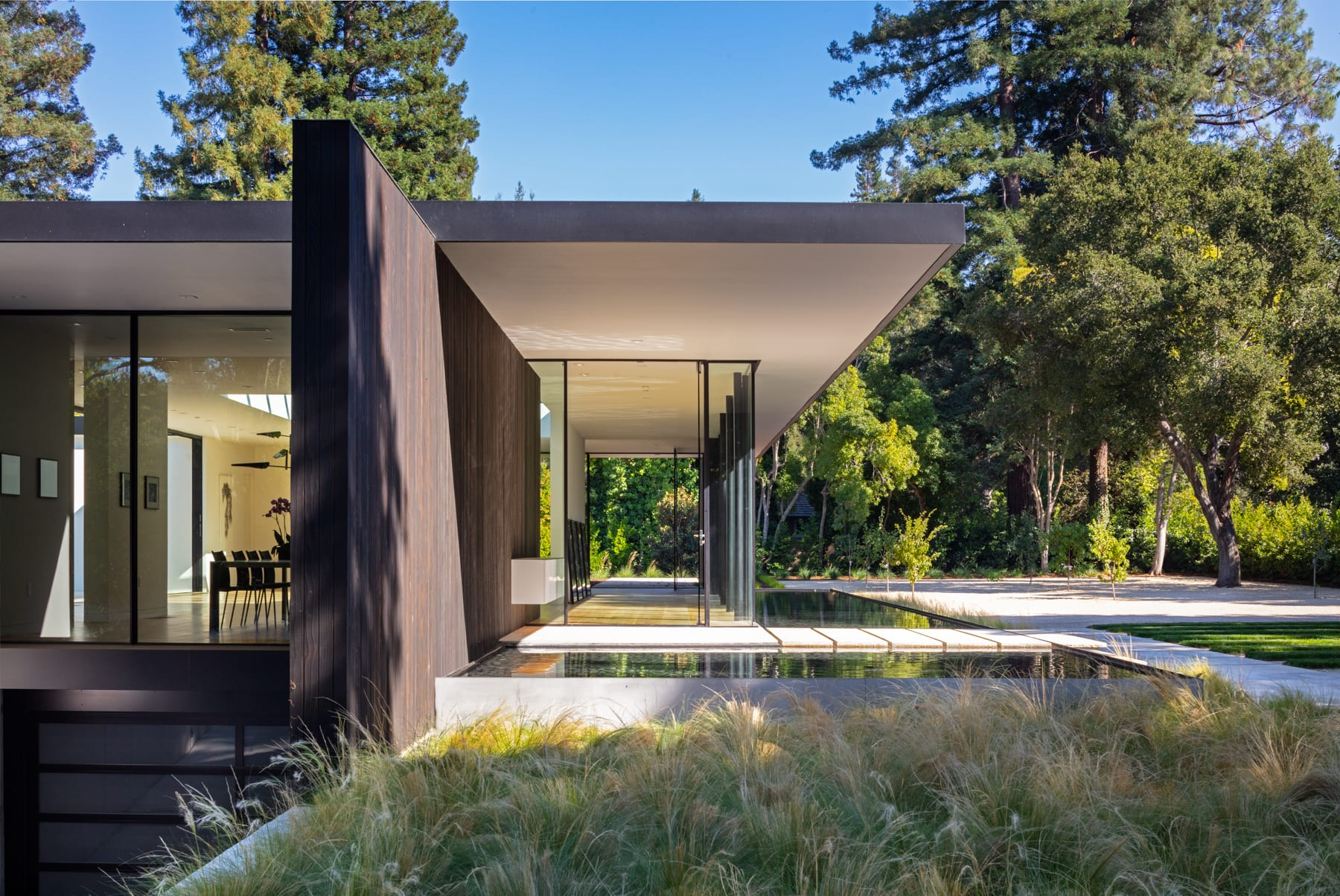 Silicon Valley Residence - Delta Millworks